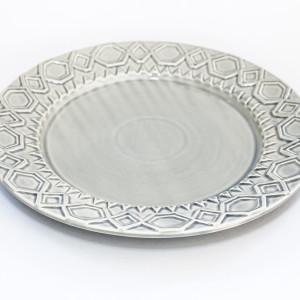 Farfurie ceramica bej