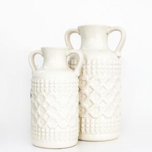 vaze bej , ceramica